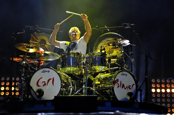 Legendary Drummer Carl Palmer on The Ray Shasho Show