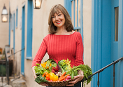 Cherie Calborn (Juice Lady) to be on Holistic Health Show