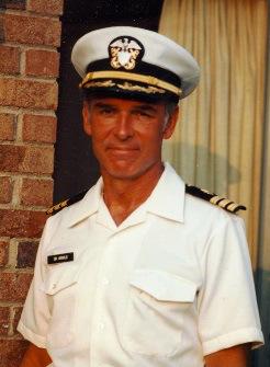 Ray Shasho Welcomes Capt. Robert E. Arnold, M.D., USNRR