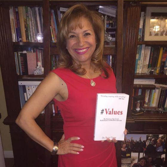 Executive Vice President at California Bank & Trust as a 2016 Latina of Influence