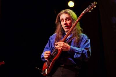 Mahogany Rush Guitar Legend Frank Marino on The Ray Shasho Show