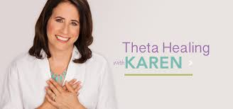 """Theta healing is a unique form of meditation where practitioners enter the """"theta state"""" and are able to shift thoughts away from negative, limiting beliefs to more positive perspectives. ... Karen Abrams, a master theta healer, certified instructor and relationship expert."""