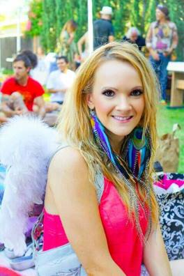 Mandelyn Reese, aka The Street Angel