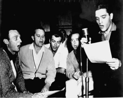 "Ray Walker was the Bass Singer in ""THE JORDANAIRES"" for 54 years"