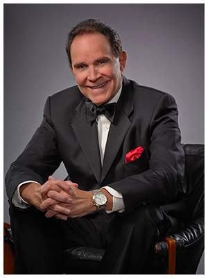 Rich Little is a master mimic of more than 200 voices