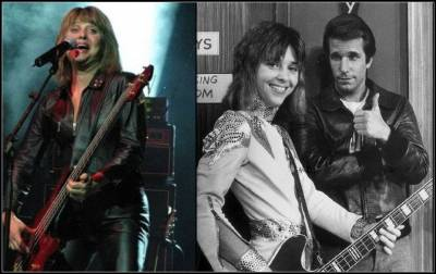 Suzi Quatro 'Rock and Roll Heroine' on The Ray Shasho Show