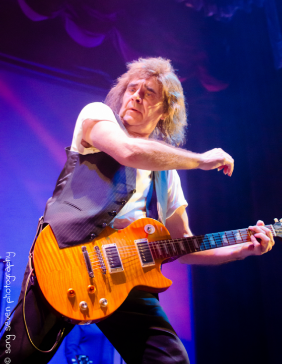 Legendary 'Babys' Guitarist Wally Stocker on The Ray Shasho Show
