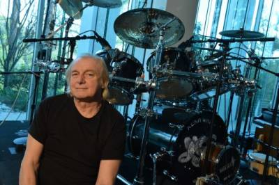 Alan White Legendary 'Hall of Fame' Drummer for 'YES' on The Ray Shasho Show