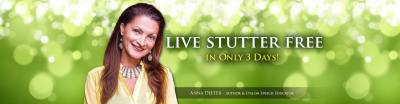 Anna Deeter Learn How to Stop Stuttering In 3 Days Unblock Your Naturally Balanced Speech Enjoy Your Stutter-Free Life