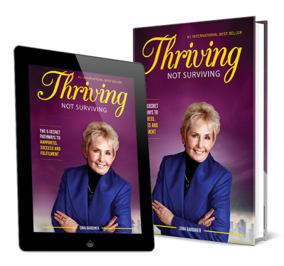 No1 International Bestselling Author, Motivational Speaker, Founder of the Thrive Together Tribe Membership