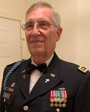 Herb Sennett Author, Novelist, Speaker, Retired College Professor, and Retired Army Reserve Chaplain