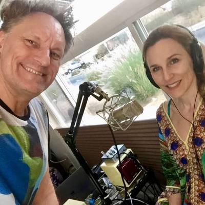 HYPNOTIC DANCE MEDITATION aka HDM with MELISSA REBRONJA and WILL HENSHALL