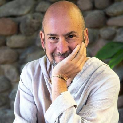 Author Spiritual Guru Songwrtier Peace Troubadour