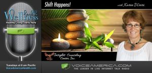 """Licensed Marriage & Family Therapist & Host of """"Shift Happens!"""" on Voice America"""