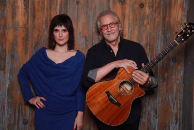 Sara Niemietz and WG Snuffy Walden