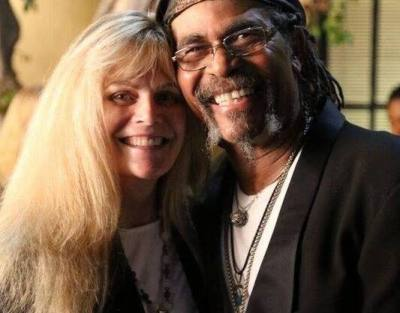 Wanda Webster and Christopher Mack