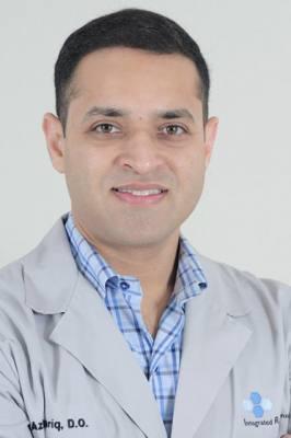 Dr Azlan Tariq