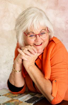 Author Kez Wickham St George