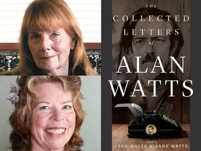 This treasure of Alan's letters was discovered by his first-born children, Joan Watts and Anne Watts, who curated the hardcover book which includes photos, drawings and letters adding to the richness of the Alan Watts' literary collection