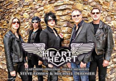 HEART BY HEART FEATURING ORIGINAL MEMBERS OF 'HEART'