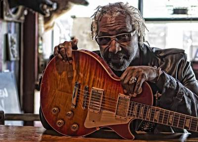 "Blues Guitar Great Eddie ""Devil Boy"" Turner on The Ray Shasho Show"
