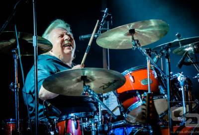 Lee Kerslake legendary Uriah Heep and Ozzy Osbourne drummer on The Ray Shasho Show