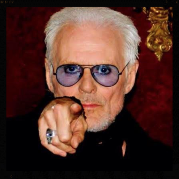 Michael Des Barres ... Legendary Rocker and TV Villian
