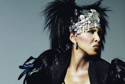 Nona Hendryx talks about new project with Gary Lucas on The Ray Shasho Show