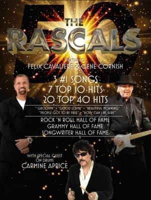 Felix Cavaliere of 'The Rascals' Special Guest on The Ray Shasho Show