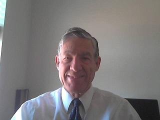 RODNEY M. CLUFF, author of World Top Secret