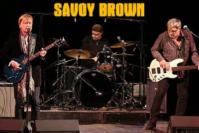 Kim Simmonds and Savoy Brown release new album entitled 'Witchy Feeling'
