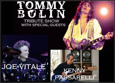 Special Event:A Tribute to Legendary Guitarist-Singer-Songwriter Tommy Bolin