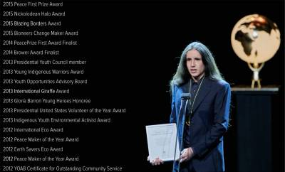 Seasoned Superstar in the World of Political and Environmental Activists