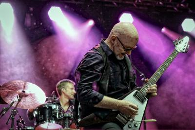 There is no other rock band in history that has done more with the twin guitar concept than Wishbone Ash