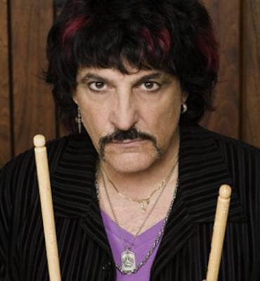 Carmine Appice one of the premier showmen in rock special guest on Interviewing the Legends