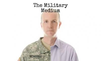 Dean McMurray - The Military Medium