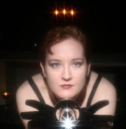 Author, occult expert, presenter, singer, and media personality