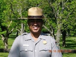 Deputy Superintendent at Martin Luther King, Jr. National Historical Park, Dr Reginald M Tiller