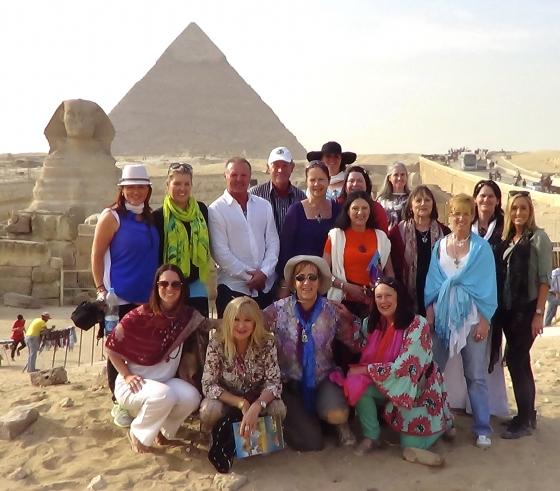 Egyptian Tours with Carmel Glenane
