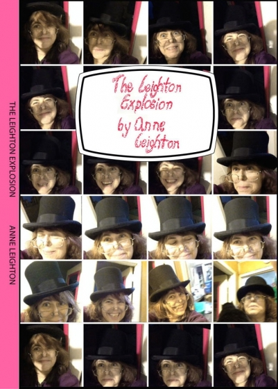 Anne Leighton's Poetry Book THE LEIGHTON EXPLOSION