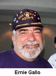 Ernie Gallo USS Liberty