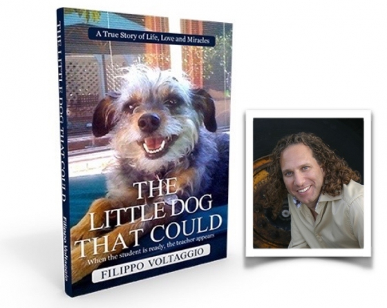 Filippo Voltaggio, author of, The Little Dog That Could