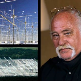 "Billy is known as ""The HAARP Man,"" the tower erecter whose entire life has been shadowed by U.S. government agencies and the defense contractors that work for them."