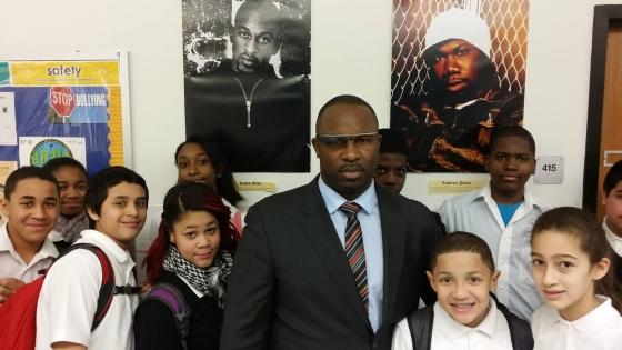 jamaal bowman and kids