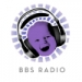 The BBS Radio Logo. Why The Baby? Because it's always fresh! It's completely honest, unfiltered, and unadulterated! A sincere media corporation