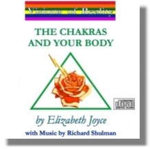 The Chakras and Your Body - A Guided Meditation with Elizabeth Joyce