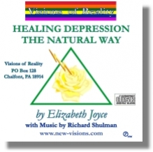 Healing Depression The Natural Way - A Guided Meditation with Elizabeth Joyce