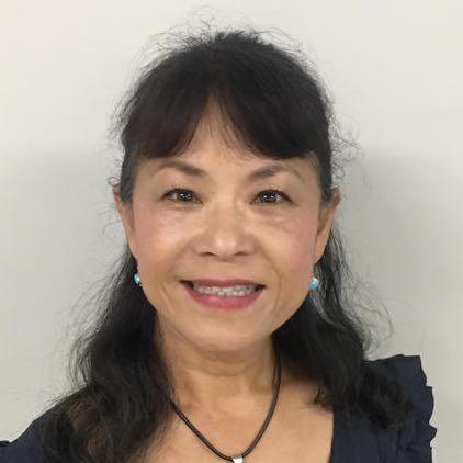 Michiko Hayashi of the Emoto Peace Project