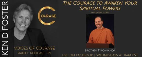 Brother Tyagananda, The Power to Awaken Your Spiritual Powers