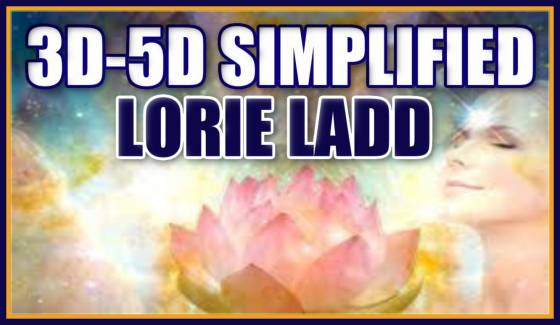 Lorie Ladd is an Ascension Teacher and Multi-Dimensional Channel and provides tools and guidance during this planetary shift in consciousness.